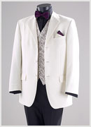 Formal Suit white jacket