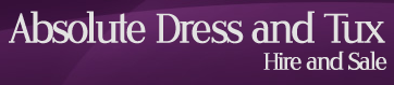Dress and tux hire logo